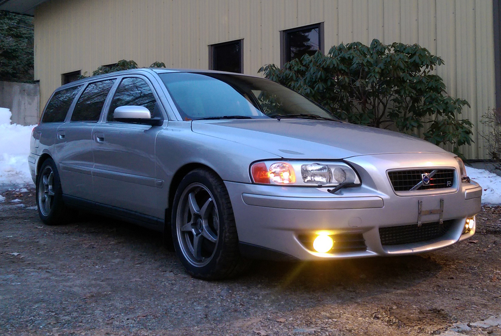 Re-Volv V70R AWD
