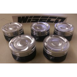 Wiseco Forged Pistons for 2.3L 850/S70/V70/C70 - Set of 5
