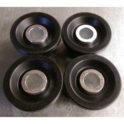 Kaplhenke Racing Delrin Subframe Bushings - Set of 4