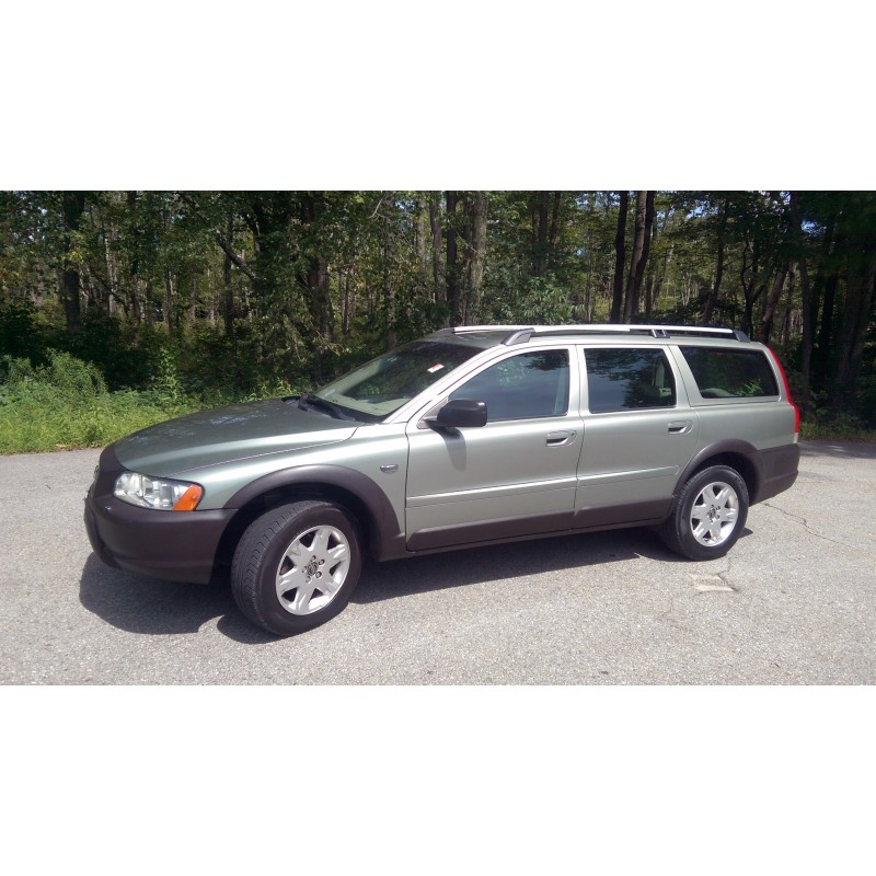 2006 Volvo XC70 AWD - Re-Volv