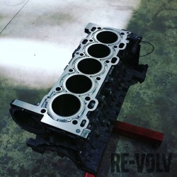 Re-Volv/Kaplhenke Racing BlockGuard for 2.5L S60R V70R