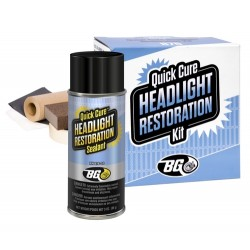 BG Quick-Cure Headlight Restoration Kit