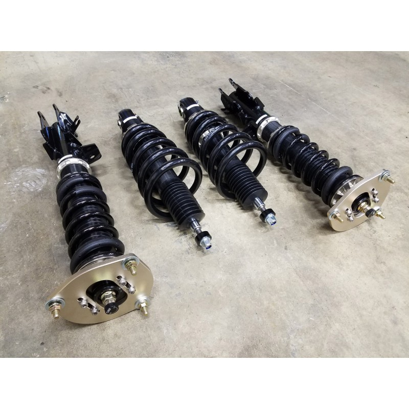 BC Racing BR Coilovers Volvo S60R V70R S60 V70 AWD