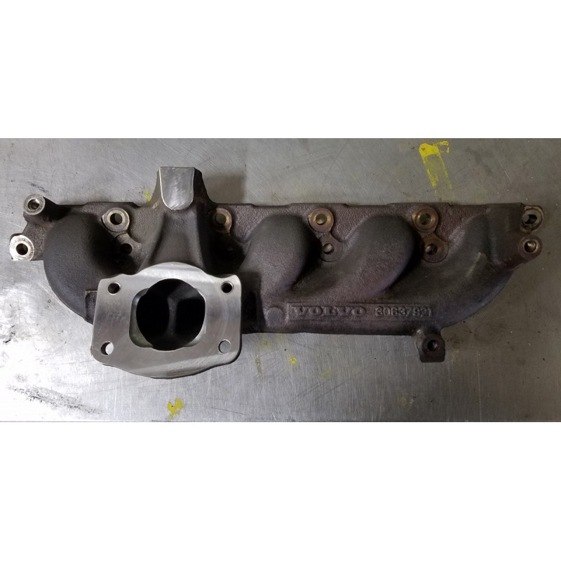 Volvo S60R For Sale >> Volvo R Exhaust Manifold for T3 Flange Turbo