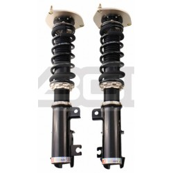 BC Racing BR Series Coilovers - Front Only - for 850 S70 V70 C70