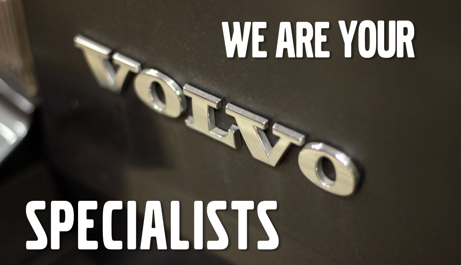 Your Volvo Service Specialists